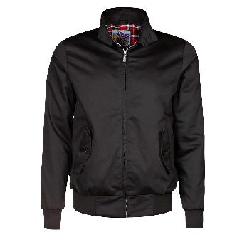 Harrington Jacket for Kids (black)