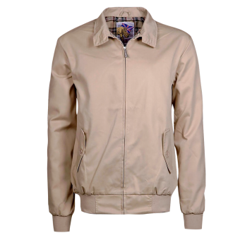 Harrington Jacket for Kids (beige)