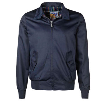 Harrington Jacket for Kids (navy)