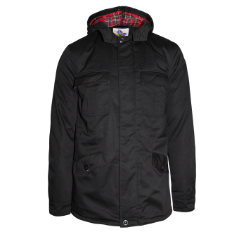 Harrington Parka Mods (black)