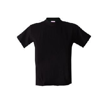 B&C Exact 190 Kids T-Shirt (black)
