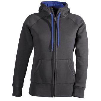 Sonar Rebel Woman - Zip Hood Jacket