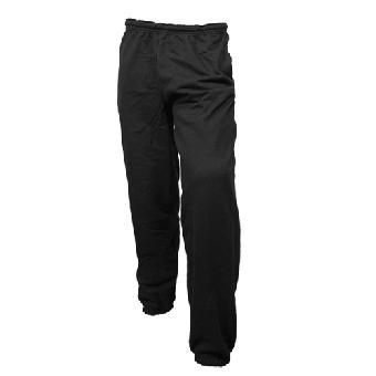 Jogginghose / Jog Pants - Fruit of the Loom (schwarz/black)
