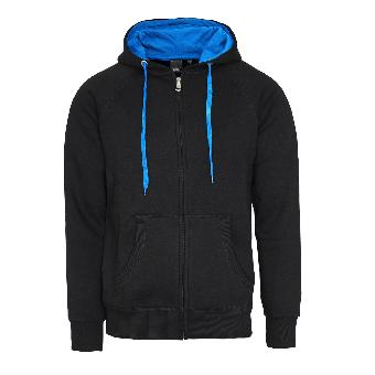 Sonar Rebel Men Zip Hood Jacket