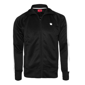 "Kings League ""04"" Trainingsjacke (black/white)"