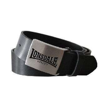 "Lonsdale ""Embossed"" Belt (black)"