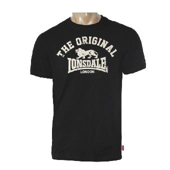 "Lonsdale ""Original"" T-Shirt (black)"