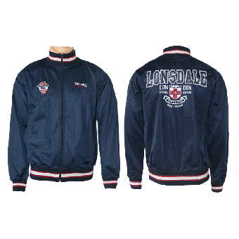"Lonsdale ""Newman"" Trainingsjacke (navy)"