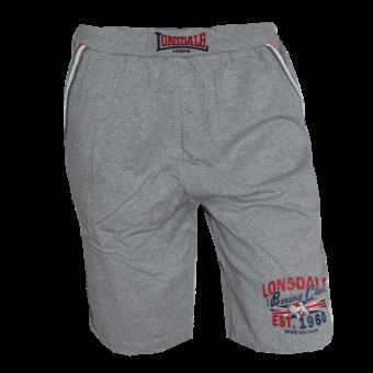 "Lonsdale ""Moritz"" Jersey Shorts (grey)"