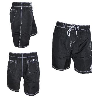 Beach Shorts (black)