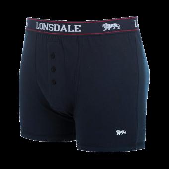 "Lonsdale ""Logo"" Boxershorts (2erPack) (navy)"
