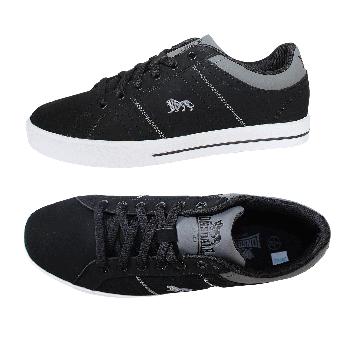 "Lonsdale ""Latimer"" Sneaker (black)"
