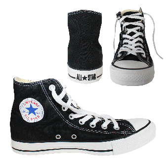 "Converse ""All Stars"" High Sneaker (black)"