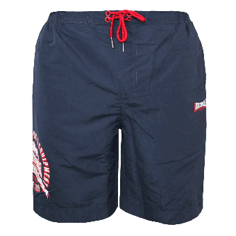 "Lonsdale ""Barnstaple"" Beach Short (navy)"