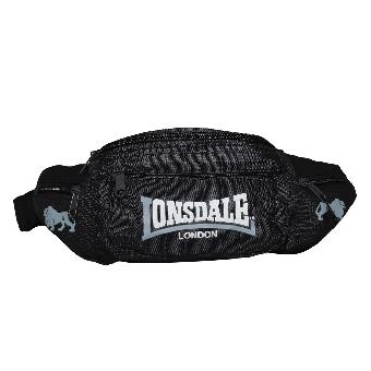 """Lonsdale """"Hip Bag"""" Gürteltasche (schwarz)"""