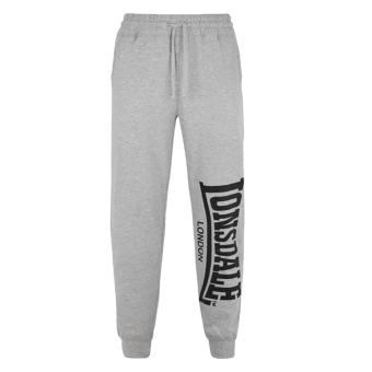 "Lonsdale ""Logo"" Jogging Pants (grey)"