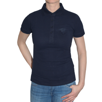 "Lonsdale ""Stalbridge"" Girl Polo (dark navy)"
