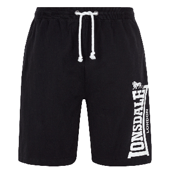 "Lonsdale ""Ferring"" Short (black)"