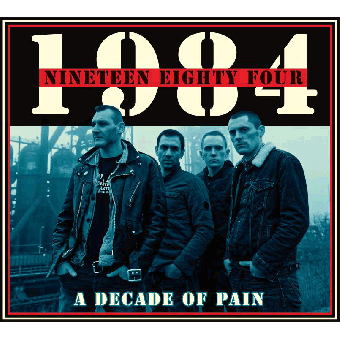 "1984 ""A decade of pain"" LP+CD"