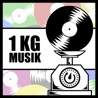 1 kg Music Package - Oi! / Punk / R`n`R (5 x LP)