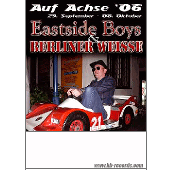 Berliner Weisse / Eastside Boys Tour 2006 A3 Poster