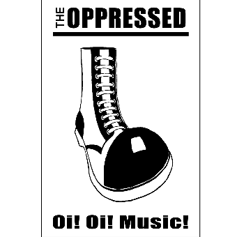 Oppressed,The - Poster (gefaltet)