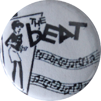 Beat, The - Button (2,5 cm) 224NEU