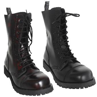 Boots & Braces (10-Loch)