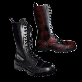 Boots & Braces (14-Loch)