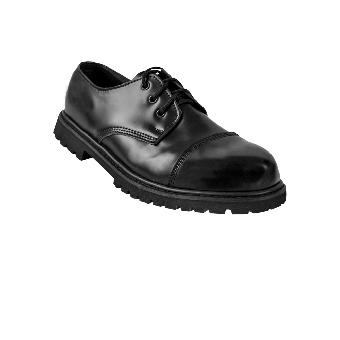 Bondage Boots (3 Loch) (schwarz)