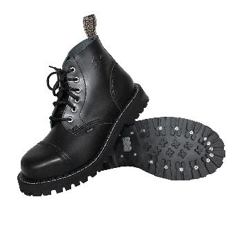 Steel Boots (6Loch) (black)