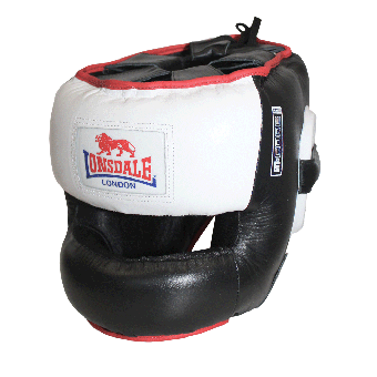 Lonsdale Face Save Headguard