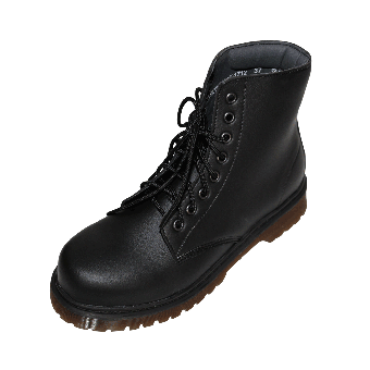 Altercore No Leather Ladies Boots (8Loch) (black)