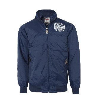 "Lonsdale ""Princetown"" Summer Jacket (navy)"