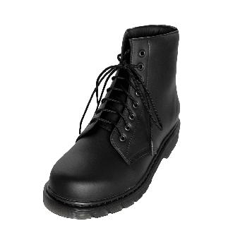 Altercore Man Boots (8Loch) (black) (No Leather)