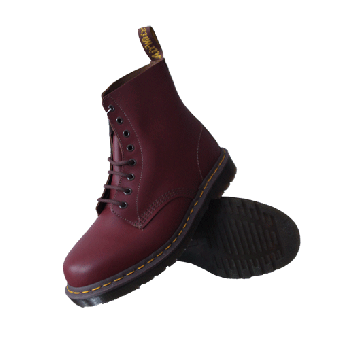 """Dr.Martens Boots """"Made in England"""" (8Loch) (oxblood)"""