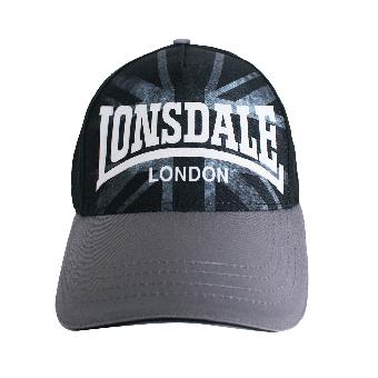 """Lonsdale """"Grasmere"""" Cap (black)"""