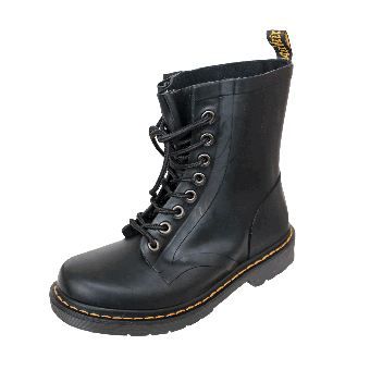 "Dr. Martens ""Drench Rubber"" Boot (black)"