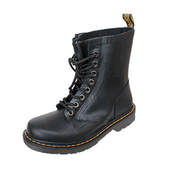 "Dr. Martens ""Drench Rubber"" Boot (black)"