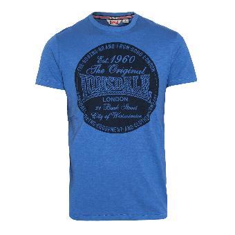 "Lonsdale ""Dorking"" T-Shirt (blau)"