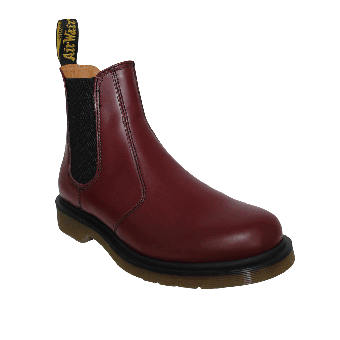 "Dr. Martens ""Chelsea"" Boot (cherry red)"