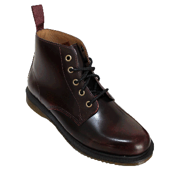 "Dr. Martens ""Emmeline"" Girl Boot (cherry)"