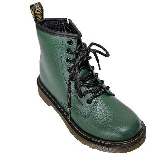 """Dr. Martens """"Delaney"""" Kids Boot (green)"""