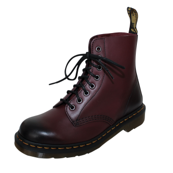 """Dr. Martens """"Pascal"""" Boot (8 Loch) (cherry red antique temperley)"""