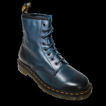 "Dr. Martens ""Pascal"" Boot (8 Loch) (Sea Blue antique temperley)"