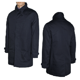 "Ben Sherman ""DB Melton"" Peacoat (navy)"