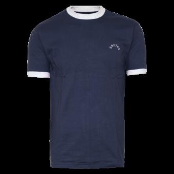 "Brutus ""Trimfit"" Ringer T-Shirt (navy)"