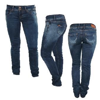 "Fuga ""Gina"" Girly Jeans (slim) (denim)"