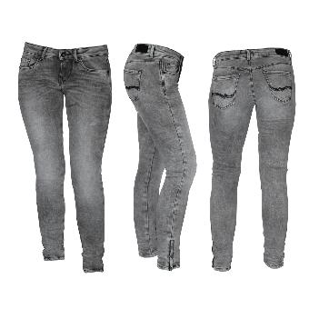 "Fuga ""Amelia"" Girly Jeans (vintage black)"