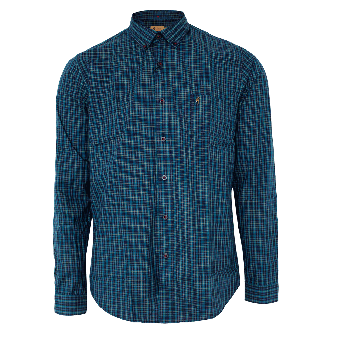 Gabicci Button Down Shirt (navy)